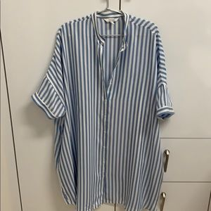 Stockholm Atelier oversized shirt dress